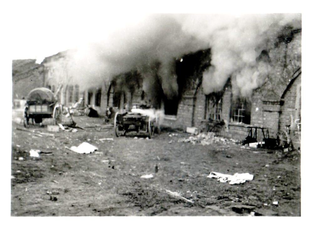 fort 1939 pozar