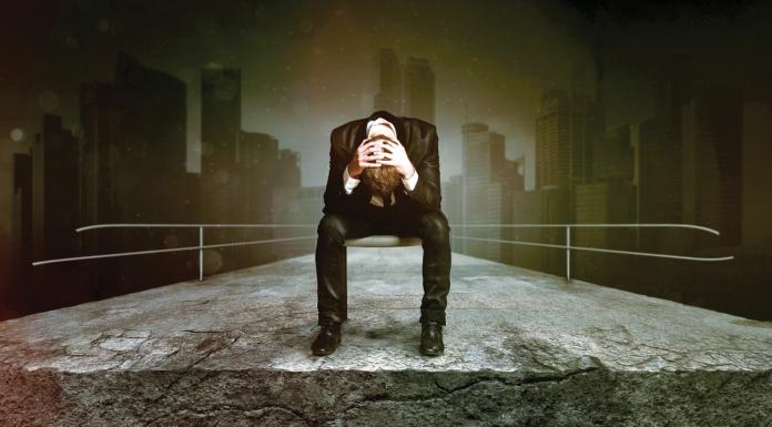 Wypalenie zawodowe to stan bliski depresji i grozna cywilizacyjna choroba, którą trzeba leczyc