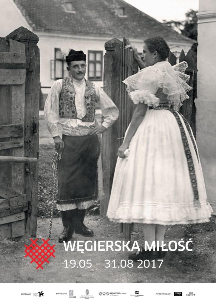 Węgierska miłość_plakat