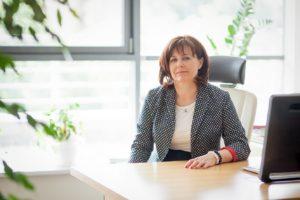 Agnieszka Dziedzic-Pasik Dyrektor Zarządzająca Centrum Medycznym Damiana
