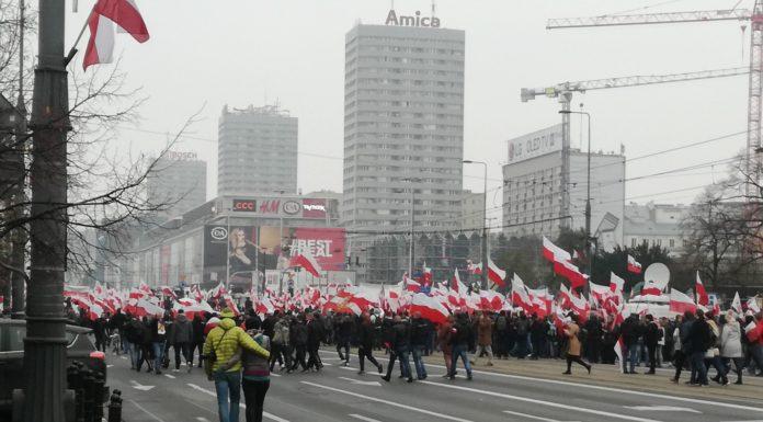 Marsz Niepodległości 2018