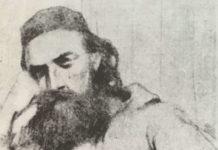 Oskarżony o zabójstwo szwagra hrabia Bohdan Roniker pozorował szaleństwo, a na sali sądowej pojawił się ubrany w habit podając się za mnicha, brata Teodora
